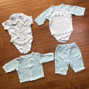 🆕 BABY GAP / baby boy bundle set